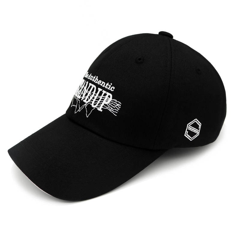 XVIII_SIGNAL - BLACK COLOR BALL CAP