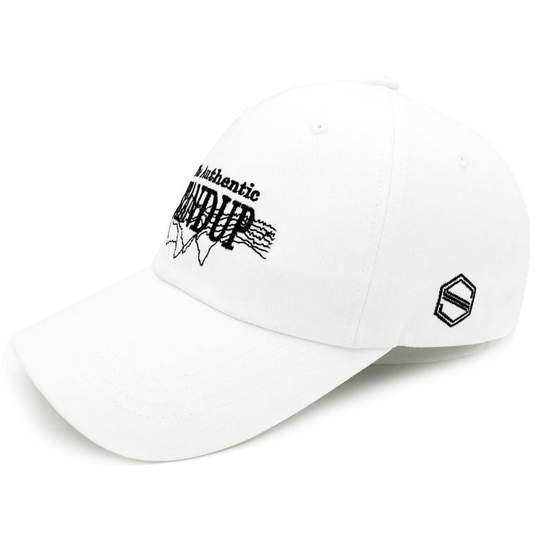 XVIII_SIGNAL - WHITE COLOR BALL CAP